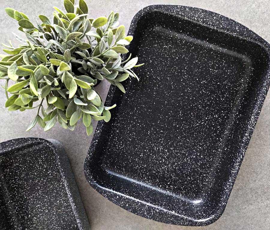 Elementi Natura Roaster Pan 35cm Non-Stick Bakeware | Buy at Rossetti®