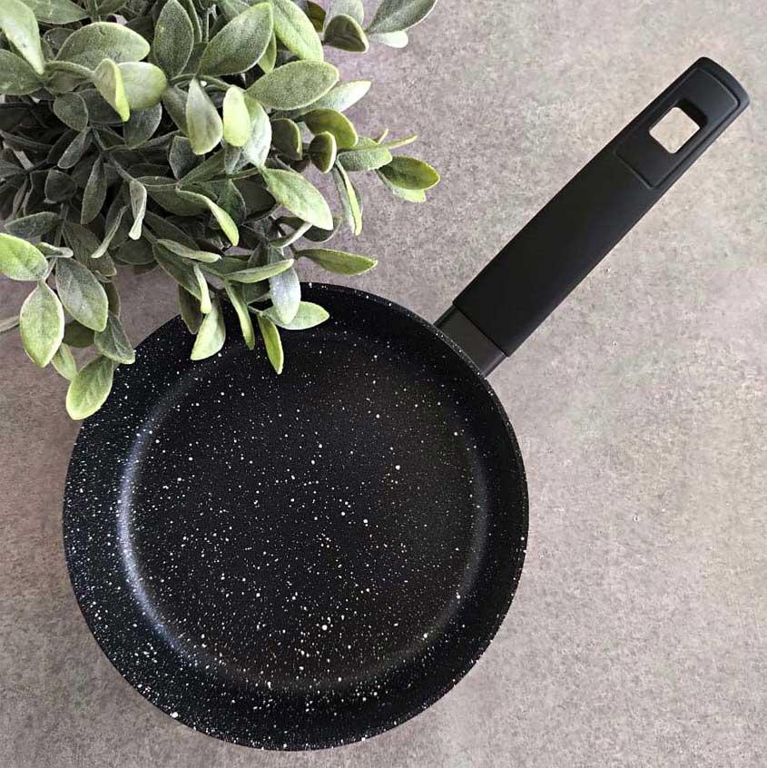 Elementi Natura Sauté Pan 28cm Non-Stick Cookware | Buy Sauté Pans at Rossetti®
