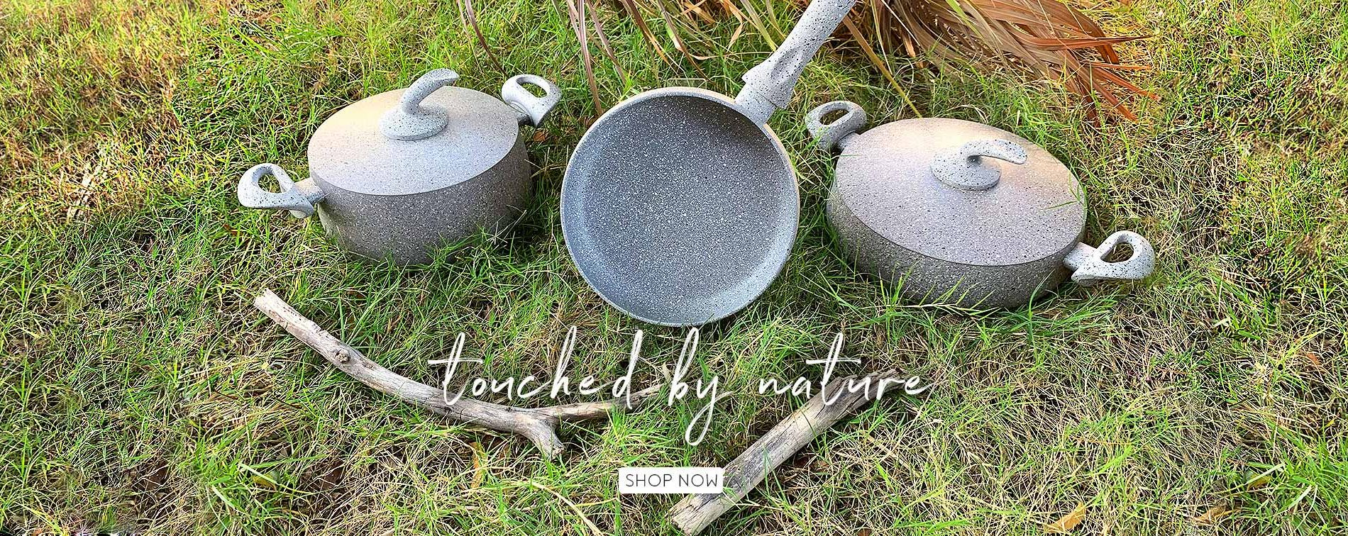Rossetti Cookware Touched by Nature
